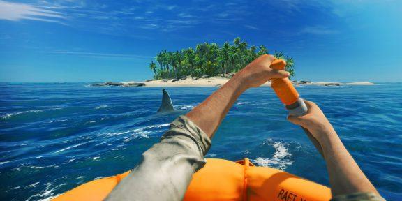 Epic Games Store раздаёт симулятор выживальщика Stranded Deep
