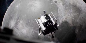Китайский зонд «Чанъэ-5» успешно сел на Луну, собрал грунт и теперь возвращается на Землю