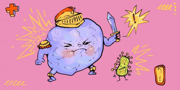 Что такое цитокиновый шторм и правда ли коронавирус его вызывает