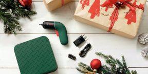 6 полезных новогодних подарков от Bosch для тех, кто любит всё делать своими руками