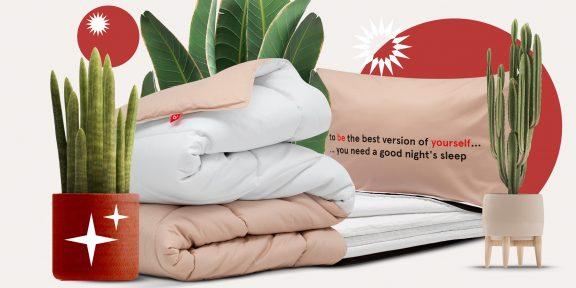 Как выбрать матрас, подушку и одеяло, чтобы хорошо высыпаться