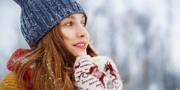 6 простых правил, которые помогут зимой сохранить кожу здоровой