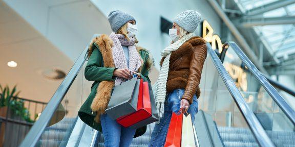 Как купить всё необходимое к Новому году и не заразиться коронавирусом