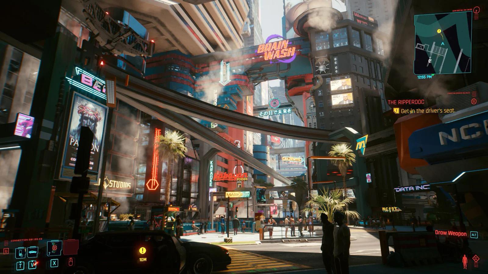 Первые отзывы и рецензии на Cyberpunk 2077