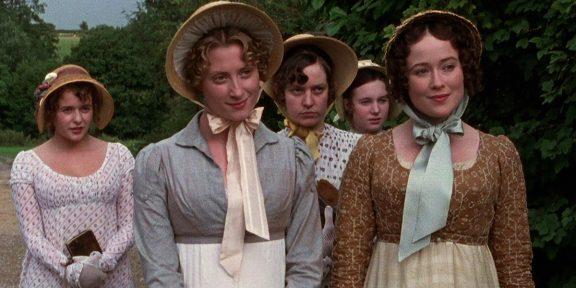 Мистер Дарси и не только: 8 экранизаций романов Джейн Остин
