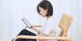 Xiaomi выпустила читалку Mi Reader Pro с автономностью до 70 дней
