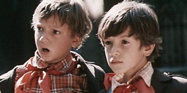 Советские фильмы для детей: «Приключения Петрова и Васечкина, обыкновенные и невероятные»