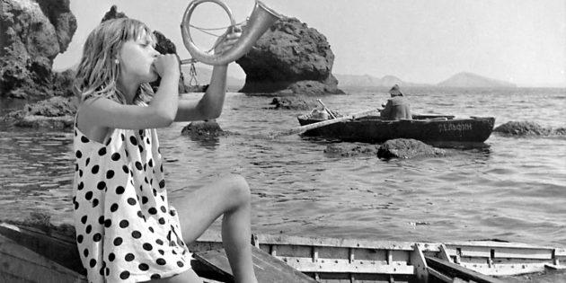 Детские фильмы СССР: «Девочка и эхо»