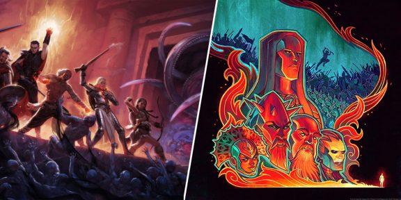 Epic Games Store раздаёт ролевые игры Pillars of Eternity и Tyranny