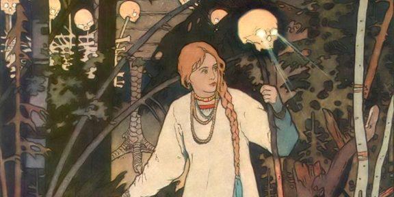 ТЕСТ: Какая вы героиня из русских сказок?