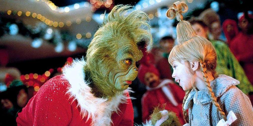 Семейные новогодние фильмы: «Гринч — похититель Рождества»