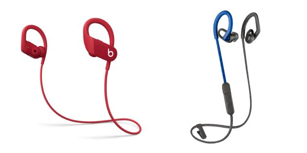 Альтернатива Powerbeats — Plantronics BackBeat FIT 350