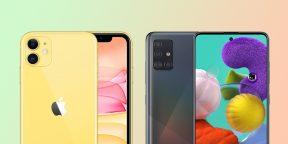 «М.Видео» и «Эльдорадо» назвали самые популярные смартфоны 2020 года в России