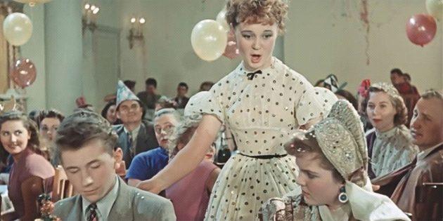 Советские новогодние фильмы: «Карнавальная ночь»