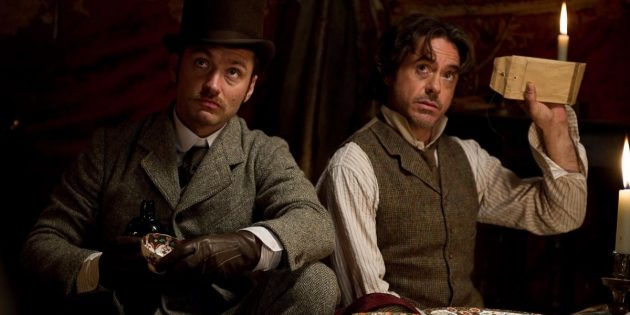 Лучшие фильмы 2021года: «Шерлок Холмс: Игра теней»