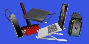 12 полезных аксессуаров для ноутбуков и десктопов с AliExpress