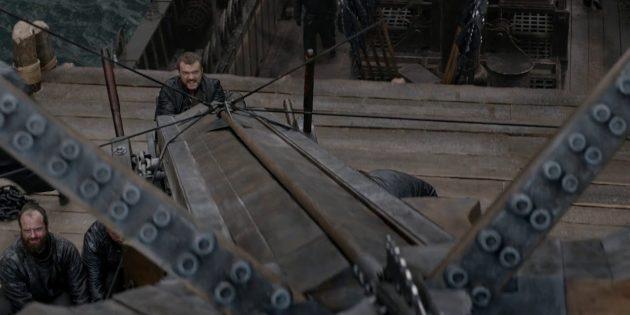 Ошибки «Игры престолов»: Эурон не смог бы убить дракона из «Скорпиона»