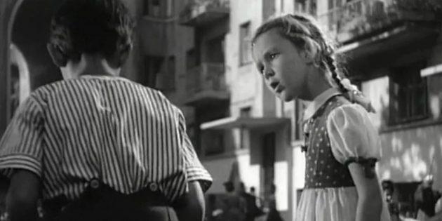 Советские детские фильмы: «Первоклассница»