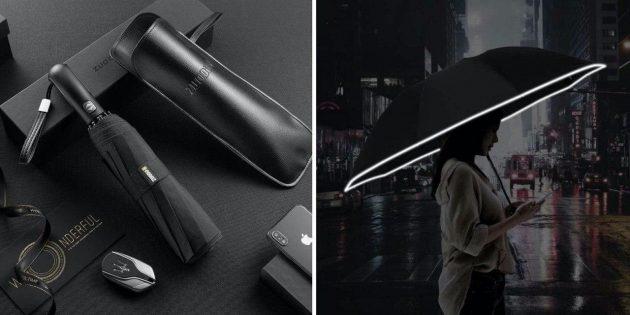 товары с AliExpress: зонт