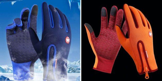 товары с AliExpress: перчатки
