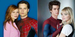 Тоби Магуайр, Кирстен Данст, Эндрю Гарфилд и Эмма Стоун могут сыграть в триквеле «Человека-паука»