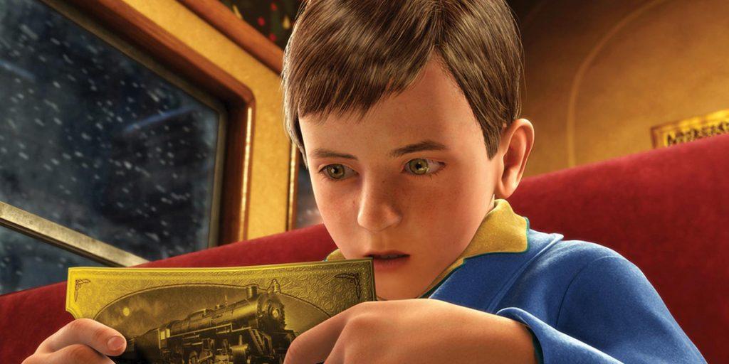 Семейные новогодние фильмы: «Полярный экспресс»