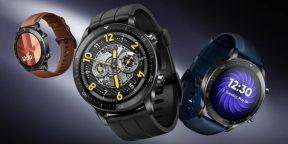 Realme представила умные часы Watch S Pro: до 14 дней автономности и приятный ценник