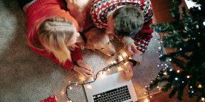 Как нескучно провести Новый год дома: 12 идей