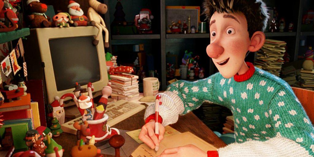 Семейные новогодние фильмы: «Секретная служба Санта-Клауса»