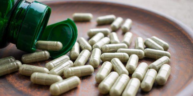 БАДы для похудения: экстракт зелёного чая