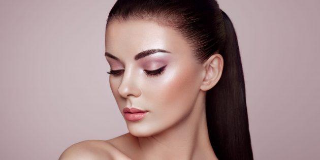 Модный макияж — 2021: сияющая кожа