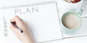 Опрос: какие у вас планы и цели на 2021 год?