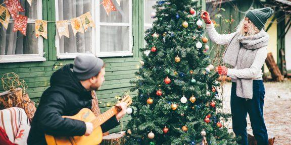 9 удивительных новогодних украшений, которые можно сделать своими руками