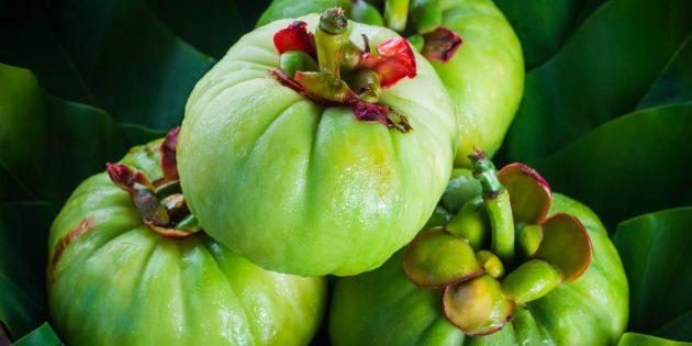 Травы и добавки для похудения: гарциния камбоджийская