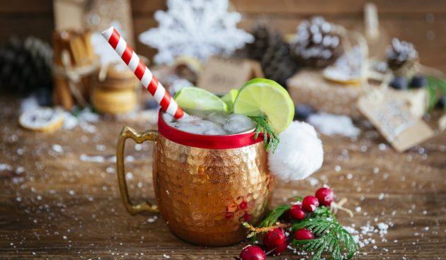 Алкогольный коктейль «Исландский мул»