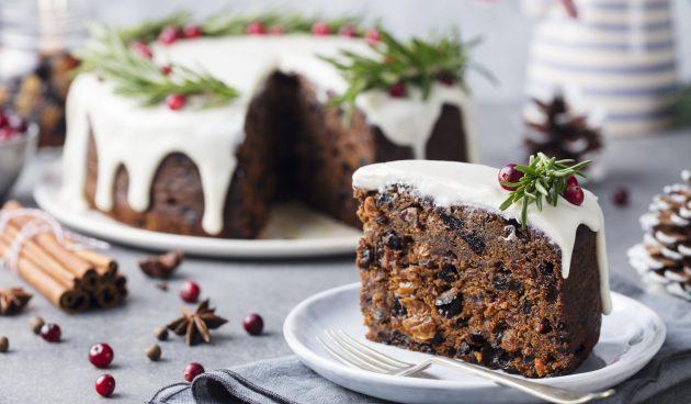 Рождественский пудинг. Традиционный английский десерт