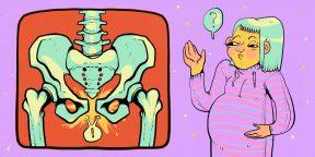 Почему при беременности появляется симфизит и как его лечат