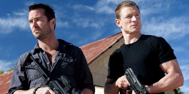 Сериалы-боевики: «Ответный удар»