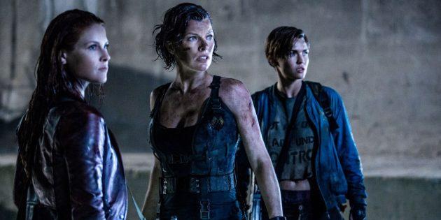 Фильмы ужасов 2021 года: «Обитель зла: Последняя глава»