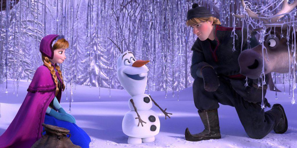 Семейные новогодние фильмы: «Холодное сердце»