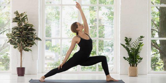 Тренировка дня: приятная разминка для силы и гибкости