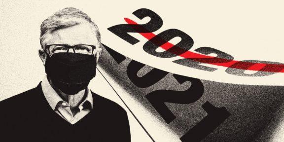 Билл Гейтс назвал 12 причин, почему 2021год будет лучше 2020-го