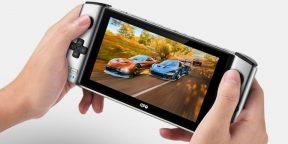 Штука дня: GPD Win 3 — портативный игровой ПК с Intel Core i7 и Windows 10