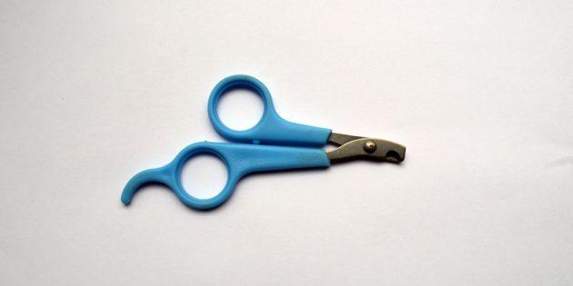 Ножницы для обрезки когтей