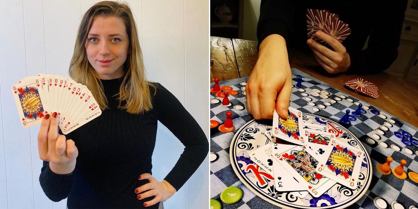 Девушка изобрела гендерно-нейтральную колоду карт, где король не бьёт даму