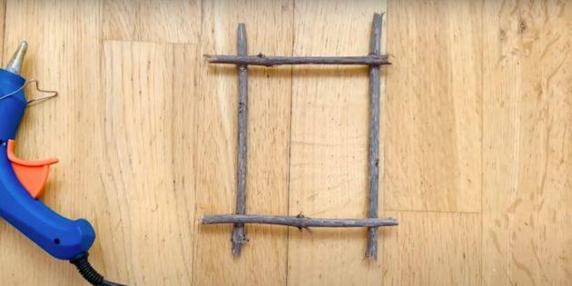 Поделки из дерева своими руками: сделайте прямоугольник
