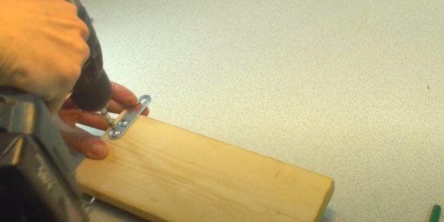 Поделки из дерева своими руками: прикрепите бытовые подвески