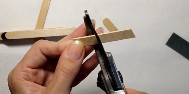 Поделки из дерева своими руками: сделайте основу хвоста