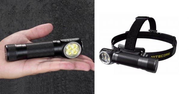 Налобные фонари с AliExpress: с ёмким аккумулятором