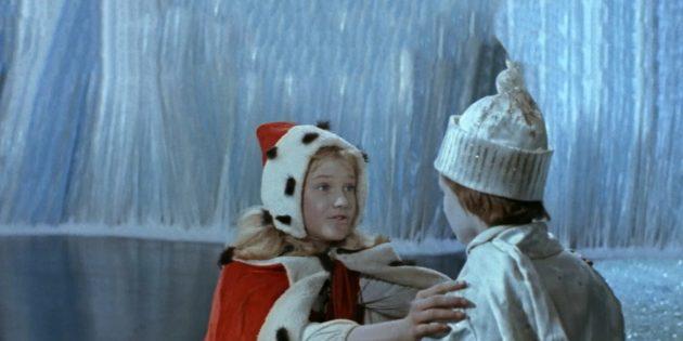 Фильмы про зиму: «Снежная королева»